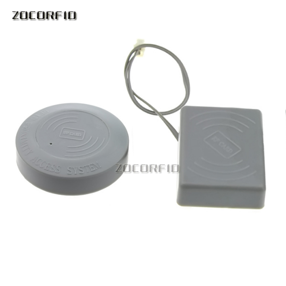 125k Waterproof glue/entrance guard card reader antenna coil / 125khz RFID antenna 125k waterproof glue square rf access control reader rfid antenna coil induction coil slim compact