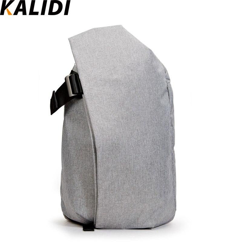 KALIDI Waterproof Large Capacity Laptop Tablet Rucksack Unisex Backpack for Macbook Pro 15 4 Inch 17