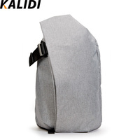 KALIDI Waterproof Large Capacity Laptop Tablet Rucksack Unisex Backpack For Macbook Pro 15 4 Inch 17
