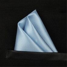 Handkerchief Pocket Square Hanky Silk Men 1PC 22cm--22cm Suit Party Hot-Sale Men's High-Quality