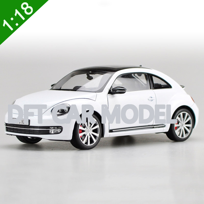 diecast 1 18 Alloy Toy Sports Car Model Beetle of Children s Toy Cars Original Authorized