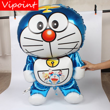 VIPOINT PARTY 105*66cm robot machine cats foil balloons wedding event christmas halloween festival birthday party HY-158