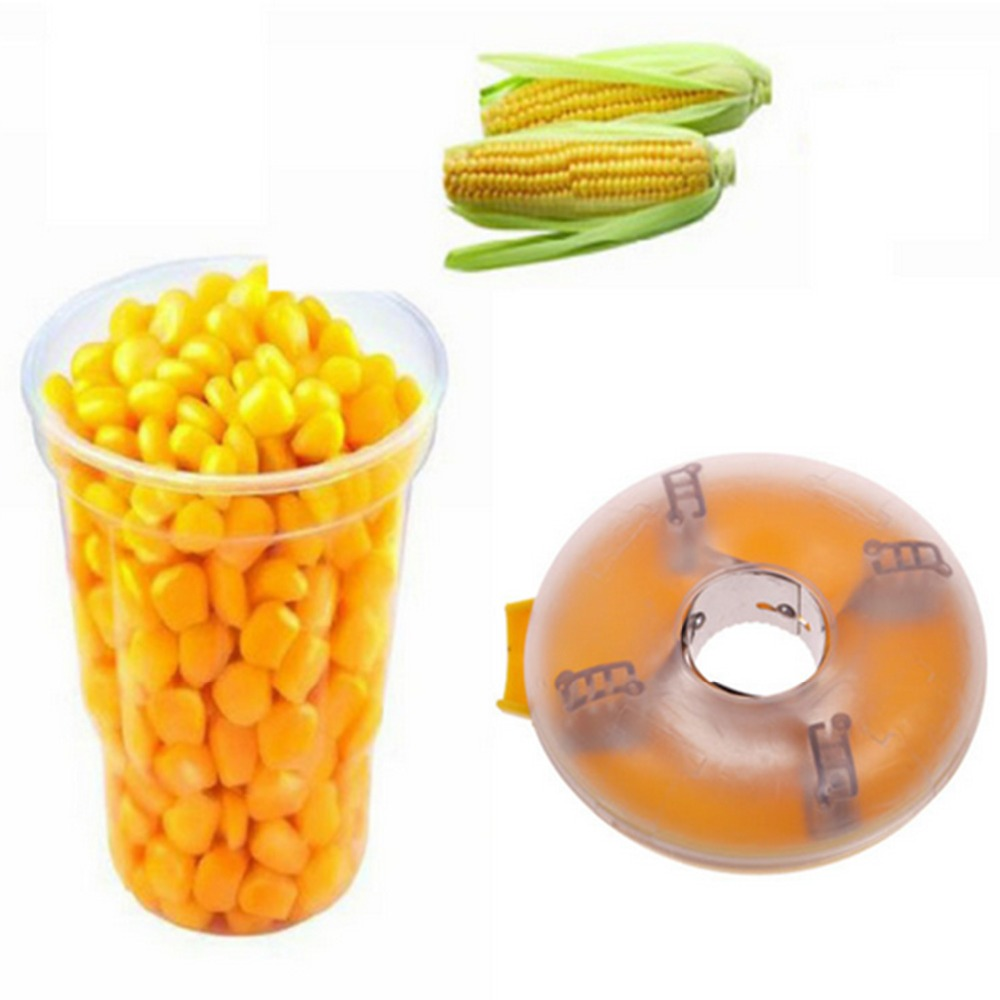 kitchen accessories magic one step corn kerneler stainless