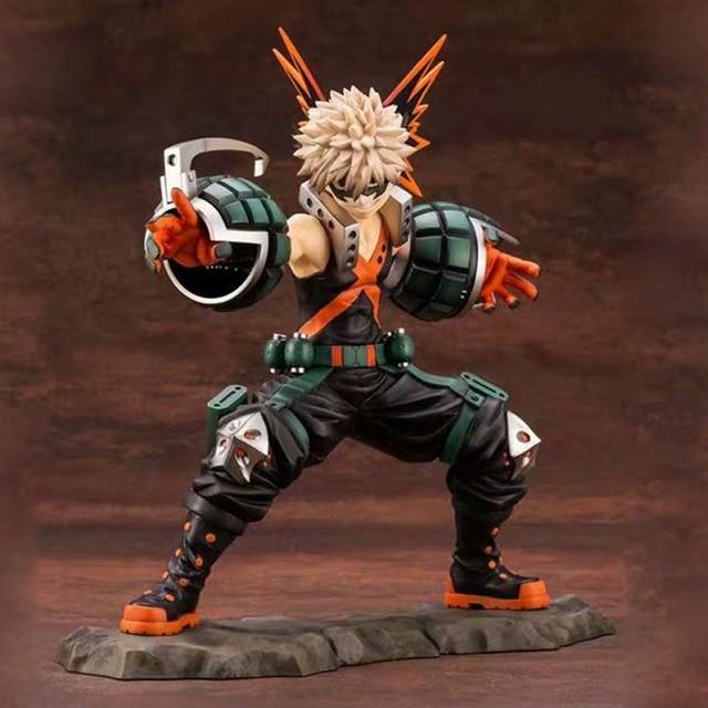 My Hero Academia Bakugou Katsuki Action Figure 1/8 รูป Two Face การต่อสู้ Ver. Bakugou Katsuki PVC ของเล่นรูป