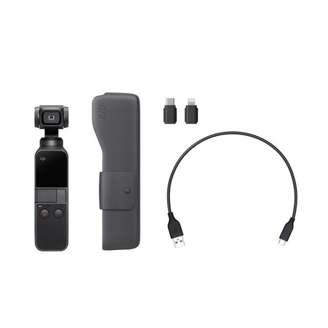 DJI Osmo cámara de vídeo 4K 60fps con 3 ejes de estabilización y conexión a Smartphone