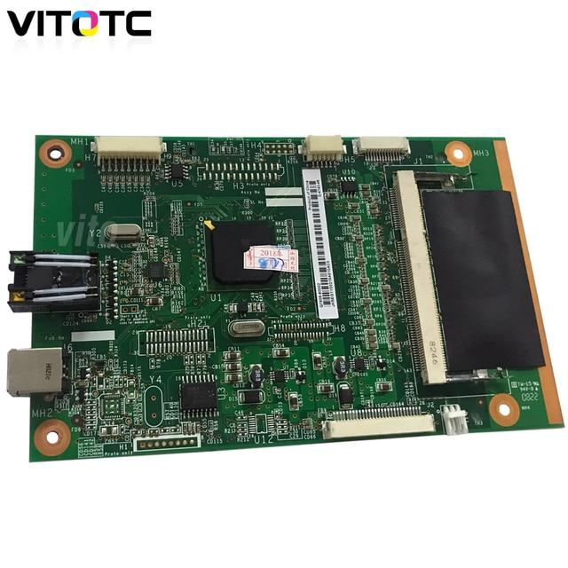 Q7805 60002 FORMATTER PCA ASSY Formatter Logic Board หลัก Board Mother Board สำหรับ HP 2015N 2015DN P2015N P2015DN-ใน ชิ้นส่วนเครื่องพิมพ์ จาก คอมพิวเตอร์และออฟฟิศ บน