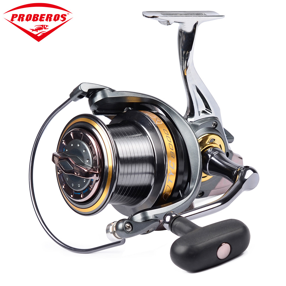 12+1BB Metal Fishing Reels 4.0:1 Gear Ratio Left/Right Hand Fishing Reels Spinning Wheel Aluminum Spool Fishing Line Cup 12 1 bb ball bearing left right fishing spinning reels sea fish line reel
