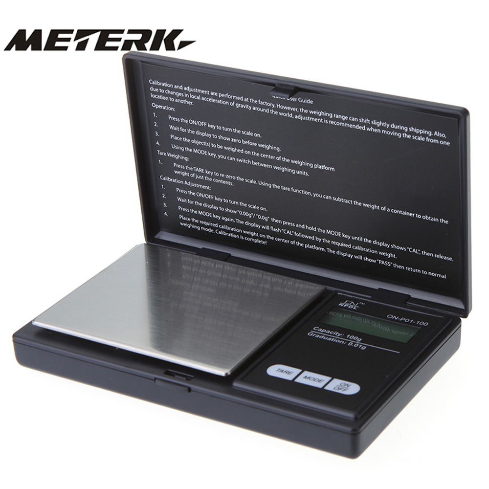 100g mini balanza digital portable scale bilancia for Balanza cocina 0 1 g