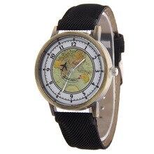 Fashion Casual Cowboy Women's Quartz Wristwatches Canvas Lady Dress Watch Women's Bracelet Watch Relogio Feminino Reloj Mujer
