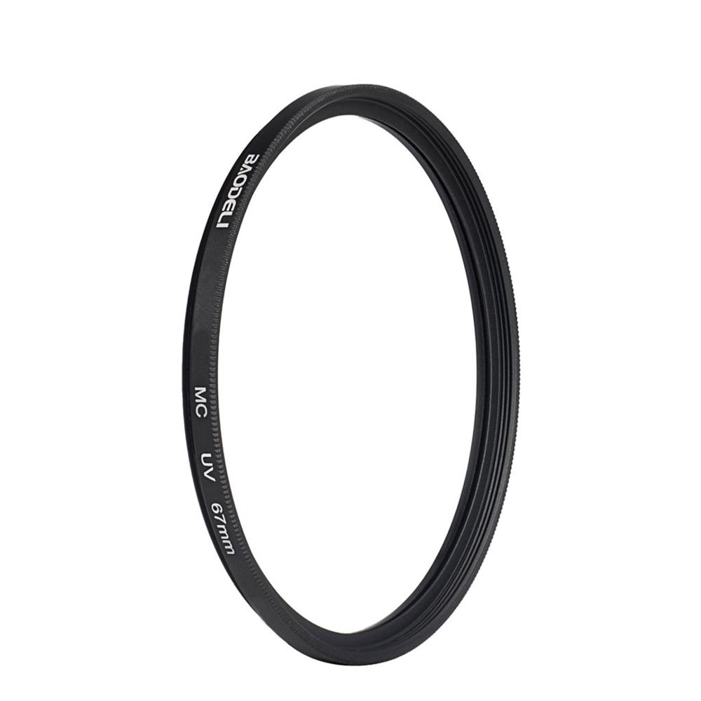 72 BAODELI Dslr Filtro MCUV Lens Filter 37 40.5 43 46 49mm 52 55 58mm 62 72 77mm 82 mm For Nikon D3500 Camera Canon M50 Sony A6000 (3)