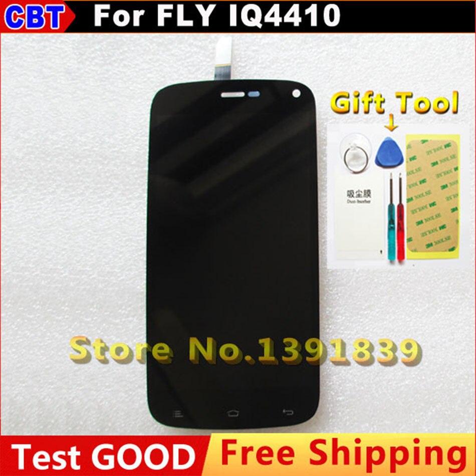 100% /+ IQ4410 LCD