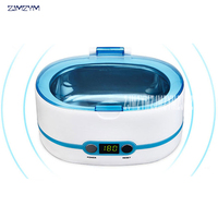 초음파 청소 기계 가정용 청소 안경 청소 기계 쥬얼리 시계 클리너
