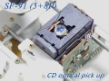 5pcs/lot SF-91 / SF91(5Pin+8Pin) with mechamism SF-91 94V5 Double row plug for CD player laser lens