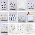 Newborn Muslin Swaddle Blanket Infant 100%Cotton Double Gauze Hold Wraps New Baby Soft Bath Towel  1.2m*1.2m 185g 18Colors 30C