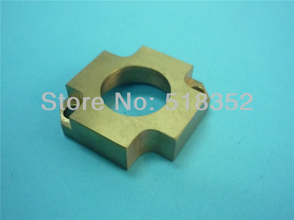 Seibu S822 Upper Electric Bush Holder, Water Nozzle Cover/ Holder for EW-K2, K3 WEDM-LS Wire Cutting Machine Parts chmer ch801 3 water spray nozzle cover plate of upper machine head wedm ls wire cutting machine parts
