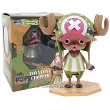 Tony Tony Chopper P.O.P Sailing Again PVC Figure 9cm 4 Styles