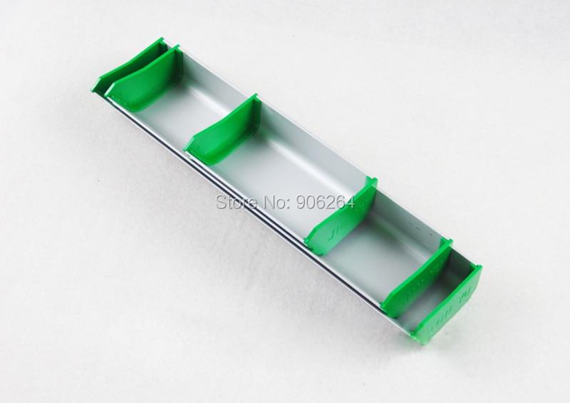 Free Shipping 1xTen Centimeter Length Aluminium Emulsion Scoop Coater Silk Screen Printing Coater Factory Price Best Quality