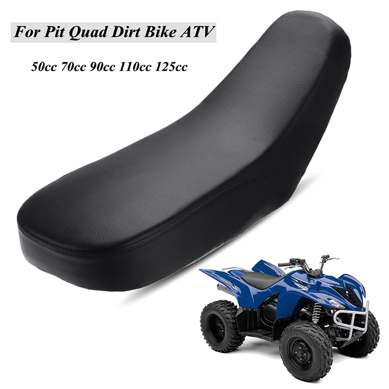 Back To Search Resultsautomobiles & Motorcycles Loyal Atv Seat Saddle 50cc/70cc/90cc/110cc Fit For Chinese Flying Tiger Off-road 4-wheels Vehicle Quad