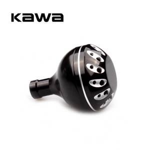 Kawa Fishing Reel Handle Knob Dia 30mm for Spinning Wheel Machined Metal Fishing Rocker Knob For shimano and Daiwa Spinning Reel(China)