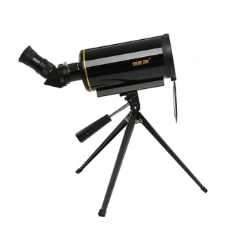 цены New 225 Times Monocular Astronomical Telescope Long Focal Monocular with 5x24 Finder scope Space Observation Tools Outdoor Equip