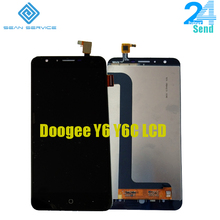 For DOOGEE Y6 Y6C Mobile phone LCD Display +TP Touch Screen