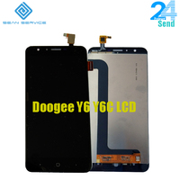 For DOOGEE Y6 Y6C Mobile Phone LCD Display TP Touch Screen Digitizer Assembly Tools 5 5