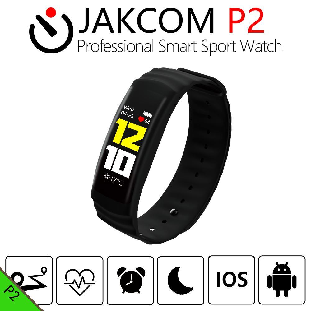 JAKCOM P2 Professional Smart Sport Watch Hot sale in Smart Activity Trackers as wearable devices gadgets for women kid tracker