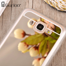 High Quality Soft Electroplating TPU Mirror Case For Samsung Galaxy J1 2016 J1ACE J5 J7 G530
