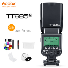 Godox Thinklite TTL TT685N Camera Flash High Speed 1/8000s GN60 for Nikon Cameras I TTL II Autoflash (TT685N)