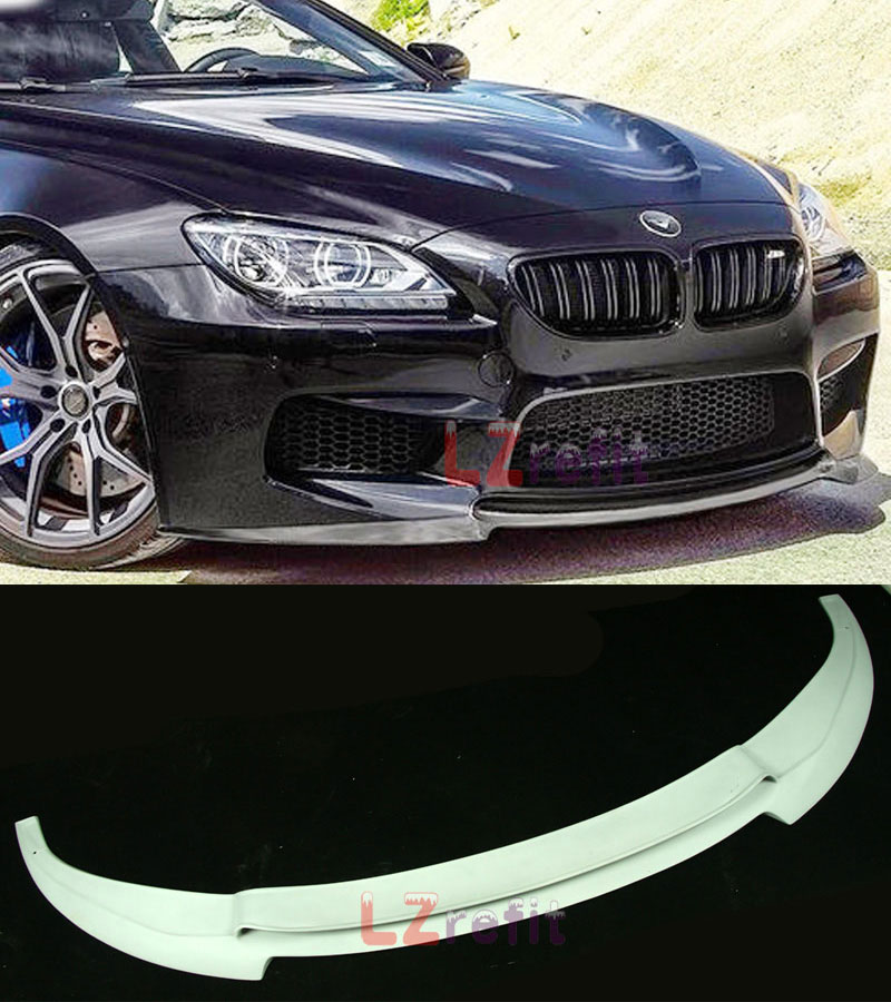 Aliexpress.com : Buy V Style Front Lip Spoiler Fit For BMW