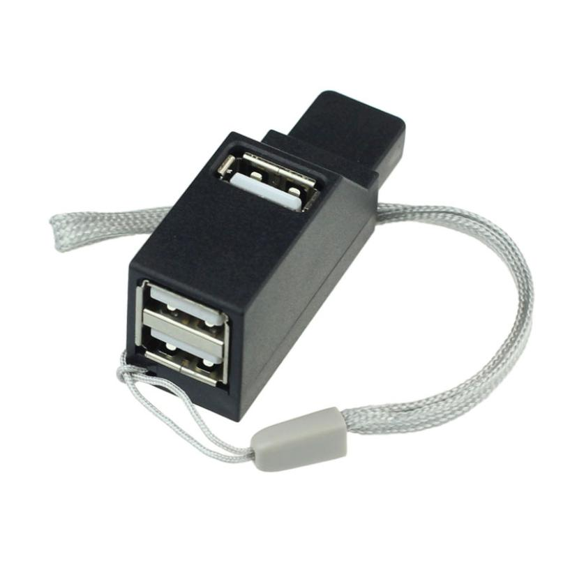 Best Price New 3 ports USB hub Mini 480 Mbps High Speed ...