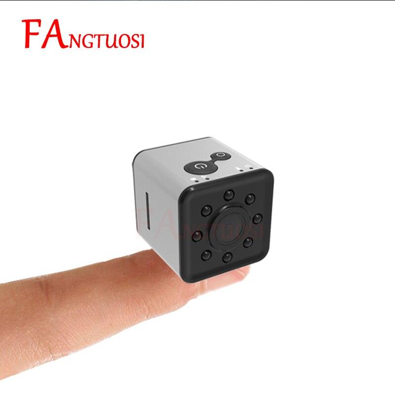 FANGTUOSI VOLLE HD 1080 p Mini Kamera SQ13 SQ11 SQ12 Wasserdichte shell Unterstützung TF karte Nachtsicht Recorder Micro Camcorder