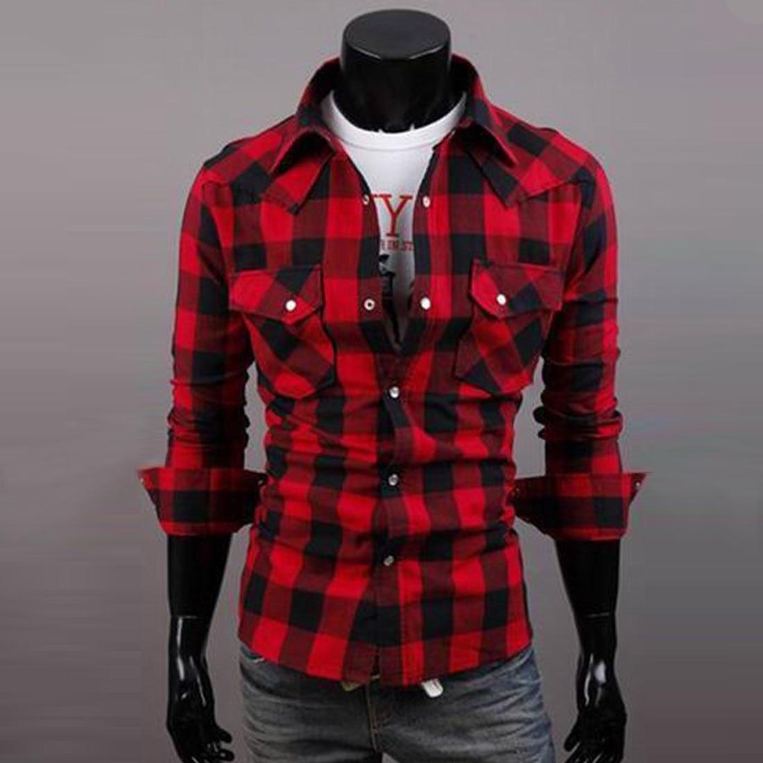 Online Get Cheap Red Dress Shirt Men -Aliexpress.com | Alibaba Group