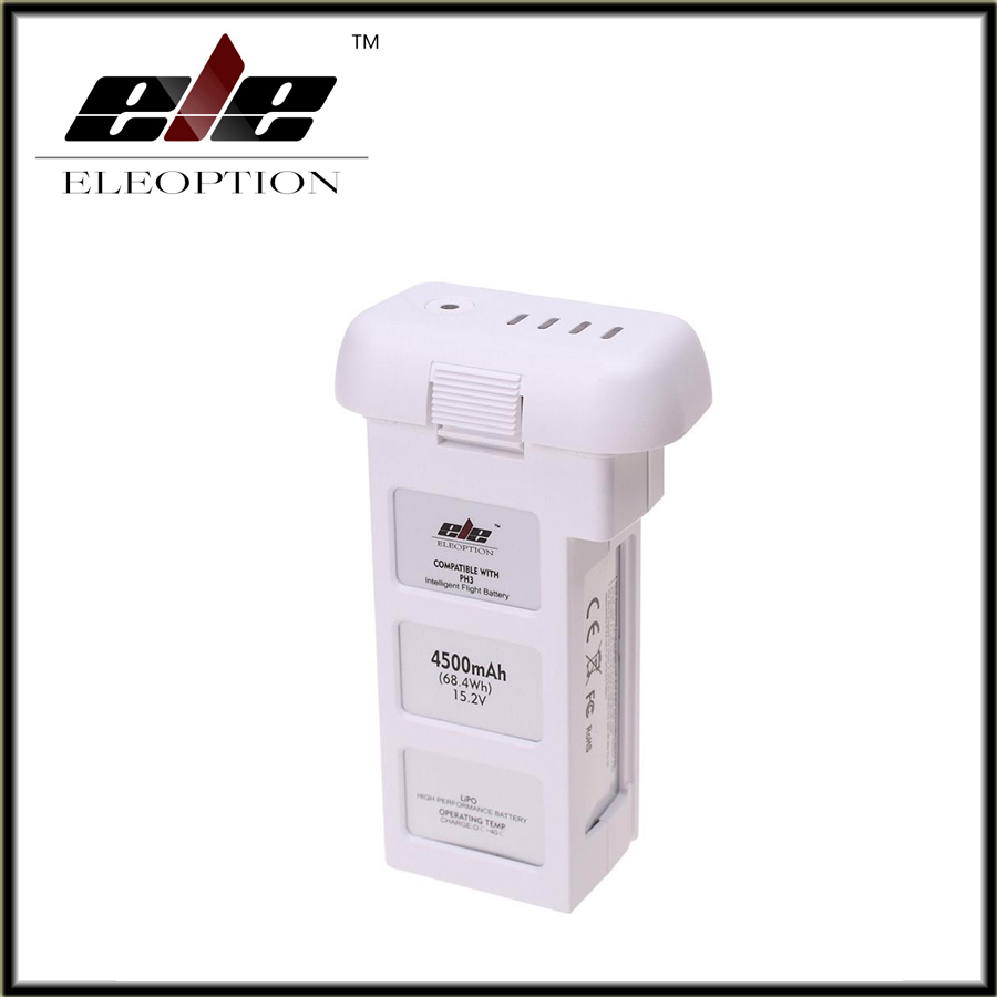 Eleoption 15 2V 4500mAh 4S Intelligent Flight Battery For DJI Phantom 3 Phantom 3 Standard