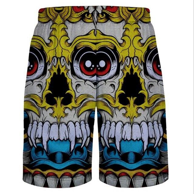 hot sold board shorts in men's shorts board shorts Men Summer Fashion Casual Black Cotton Beach Shorts men sunga