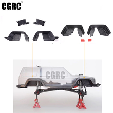 Elülső / hátsó belső fenderágyak / sárvédő Axiális Scx10 Ii Ax90046 Ax90047