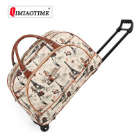 New Large capacity Maletas De Viaje Con Ruedas Envio Gratis Suitcases Travel Luggage Set Fashion PU Waterproof Trolley Luggage