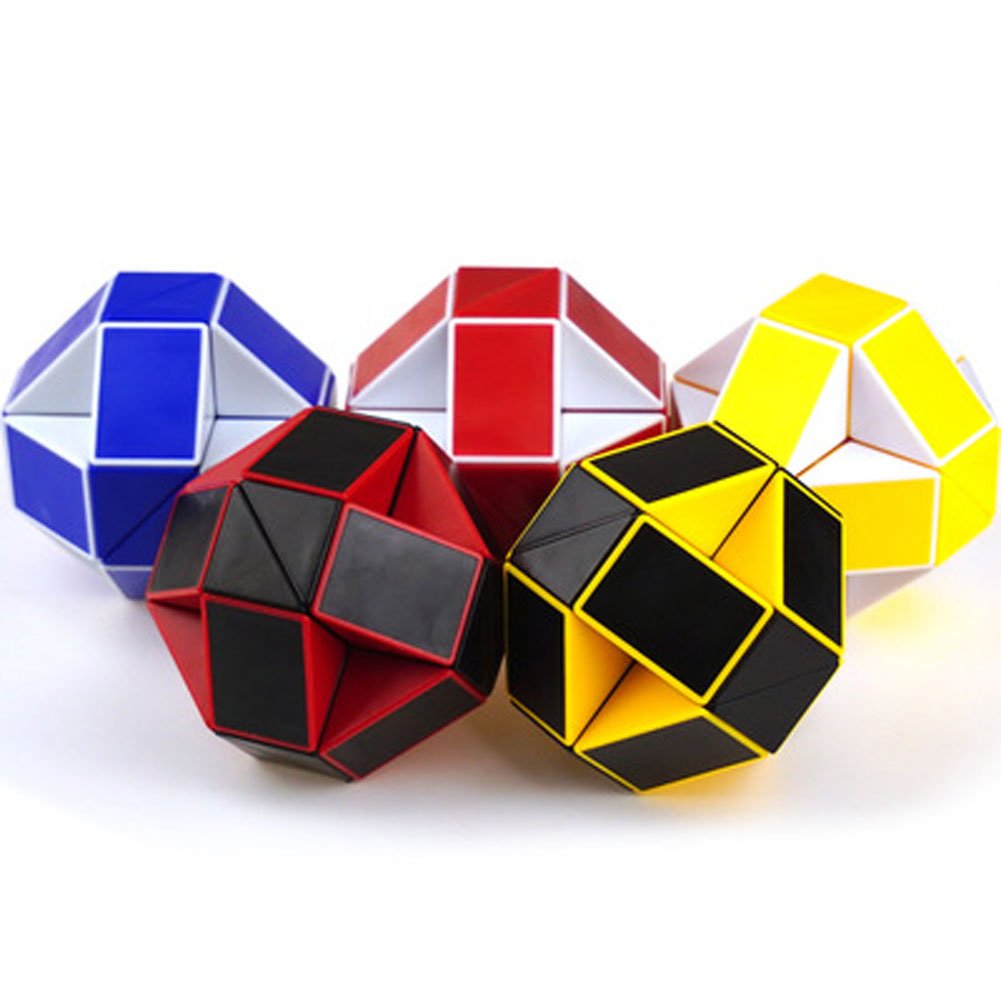 Puzzles & Games Color Random Shape Changing Magic Ruler Puzzle Special Toys Sophisticated Technologies Toys & Hobbies