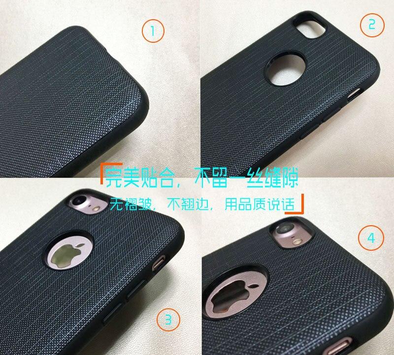 untuk kasus telepon IPhone7 pola kain kasus kulit fashion semua - Aksesori dan suku cadang ponsel - Foto 6