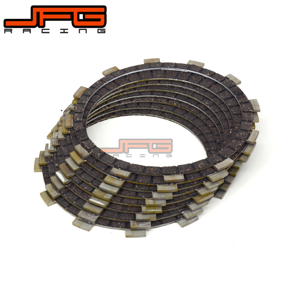 Motorcycle Friction Clutch Plates Disc For YAMAHA YZF-R1 YZF R1 YZFR1 1999 2000 2001 2002 2003 99 00 01 02 03 custom free 100% injection mold fairings kits for yamaha yzf r1 2002 2003 yzfr1 02 03 yzf r1 black white abs fairing body parts