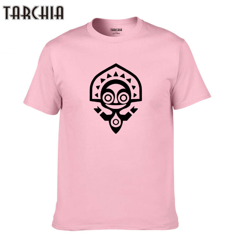 TARCHIA cotton top tee tshirt t shirt plus fashion casual homme 2018 boy summer brand t-shirt men new short sleeve child