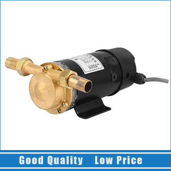 12V/24V H Booster Pump Electric Pipeline Water Pump