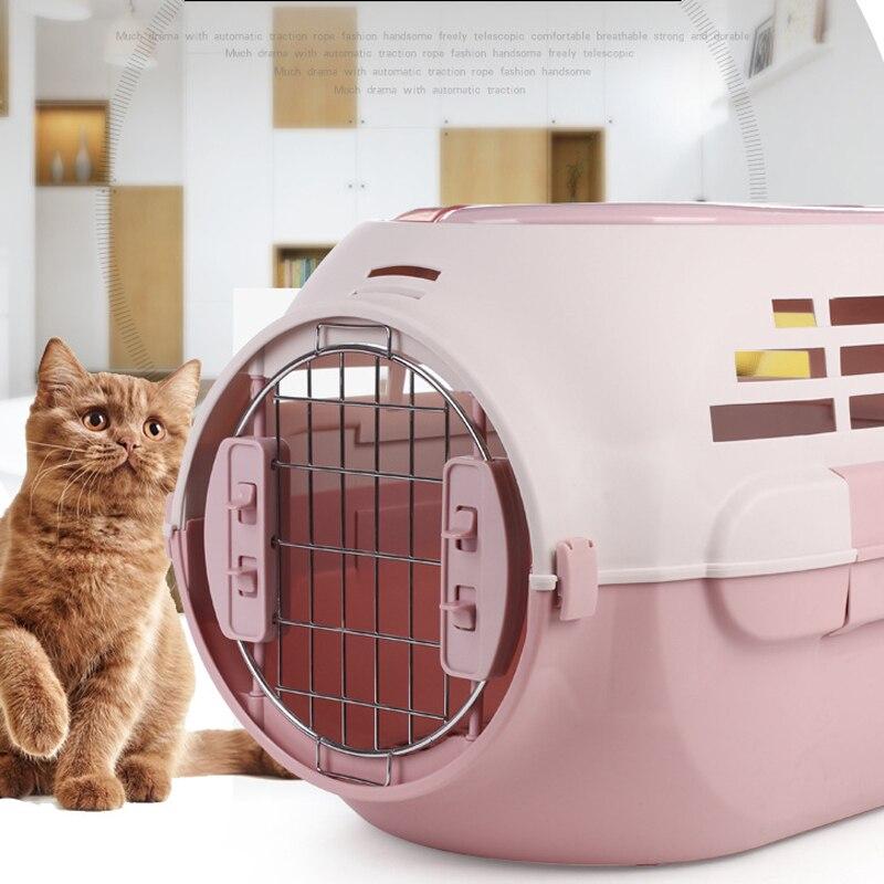 car-travel-aircraft-box-protable-cat-carry-cave-bag-catdog-carry-aircraft-air-transport-box-cat-dog-luggage-bag-with-skylight