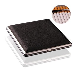 1pc Cigarette Case Holder Box Storage Container Gift