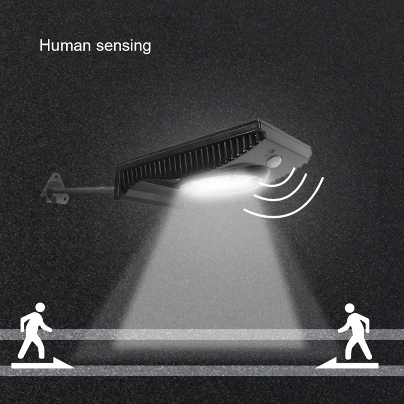 2018 New Home Tools Sunlights Corridor Solar COB LED Induction Lamp People Sensing ABS Electronic Lighting 6.11 Home Lighting