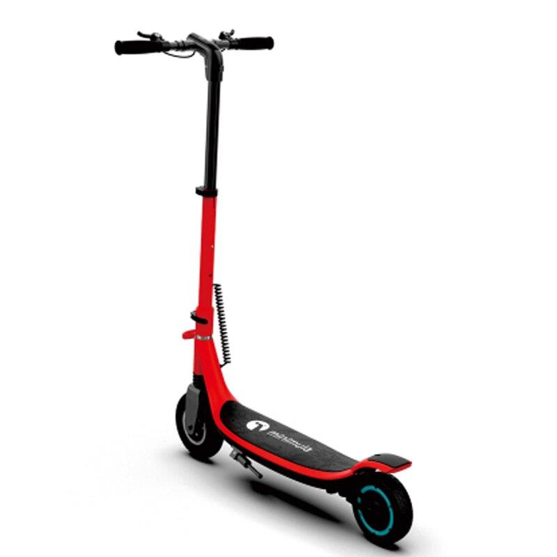 8 pouces scooter électrique 2 roues pli vélo électrique portable à distance anti-vol scooter électrique mini batterie au lithium vol stationnaire conseil