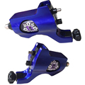 Rotary Tattoo Machine Bishop Style Blue  Colors Tattoo Machine For Tattoo Shader Liner Fashion Tattoo Machine Free Shipping