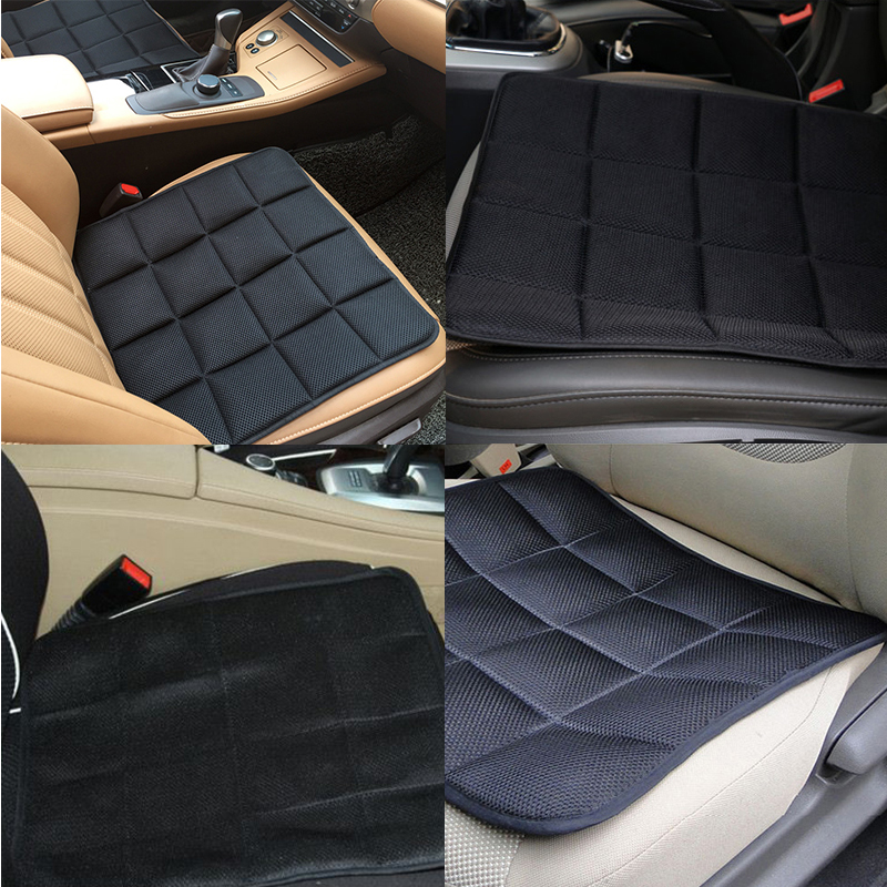 NWIEV Auto Car Winter Summer Anti-skid Automobiles Seat Covers Cushion for Renault Megane 2 3 Ford Focus mk2 VW Tiguan Jetta Mk6