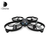 Mini RC Drone Dron 2.4GHz 4CH 6 axis Gyro Headless Mode Radio Control Drones One Key Return Flying Helicopter RTF Beginner Level