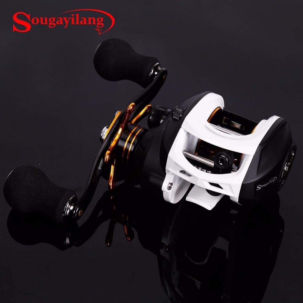 Sougayilang Casting Drum Type Reel Wheel Baitcasting Fishing Reel 9 1BB High Speed 7 1 Gear